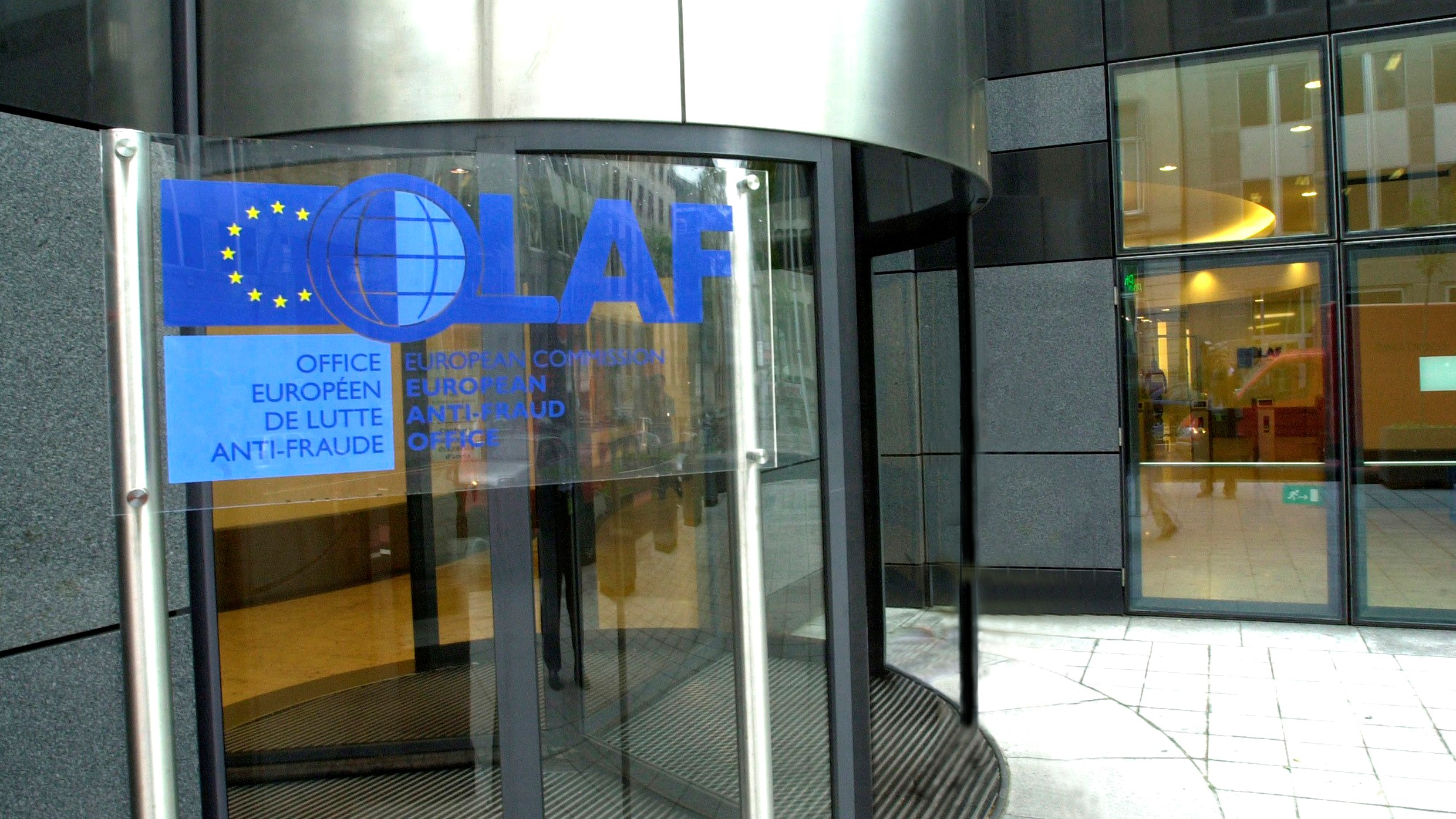 European Anti-Fraud Office (OLAF) (EC/AV)